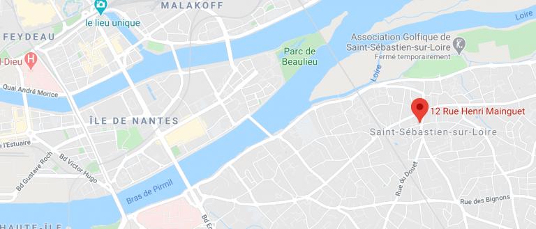 Adresse cabinet vétérinaire du Val d'anjou : 12 rue henri Mainguet vétérinaire brunelat