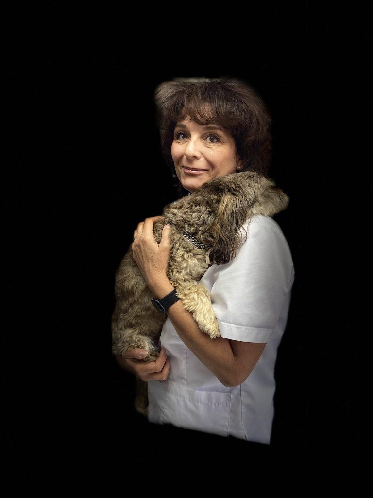 Nelly Assistante vétérinaire Saint-Sébastien sur loire